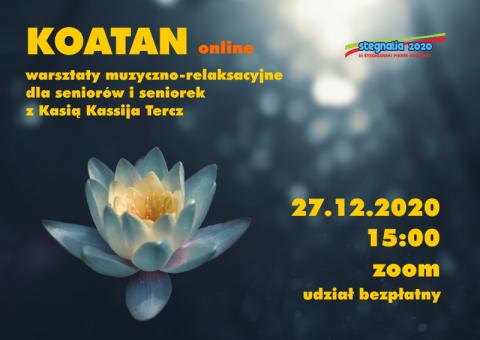 Koatan warsztatt 27 grudnia, g. 15:00